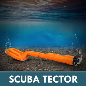 deteknix scuba tector adiabroxos anixneyths metallonrysoy thalassas
