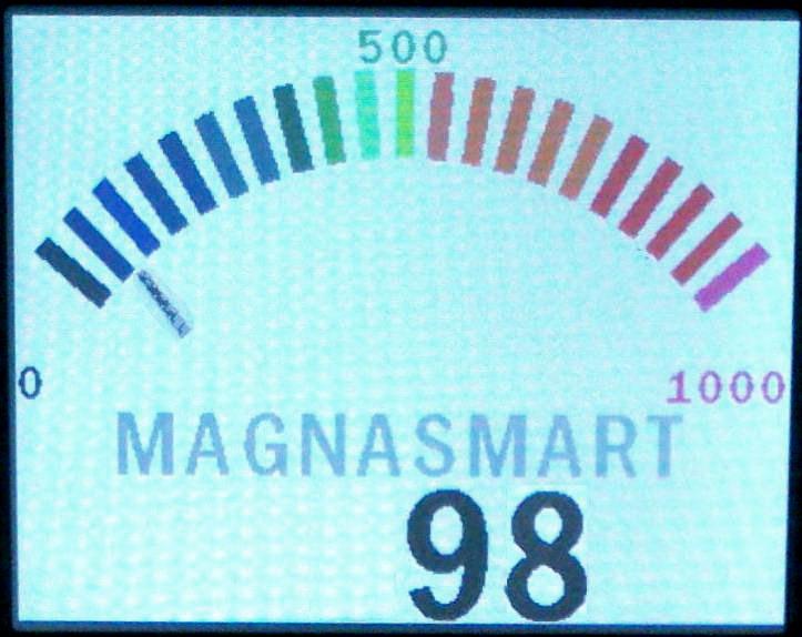 magnhtometra magnasmart anixneutes metallon
