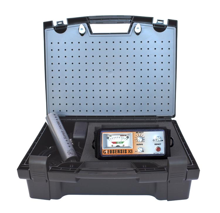 geosensis pi gold metal detector