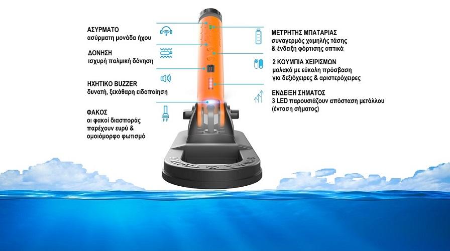 scuba-tector-pro-adiabroxos-upobruxios-anixneuths-metallon-xrusou